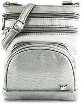 Purse King Mini Duchess Silver Cross Body Bag