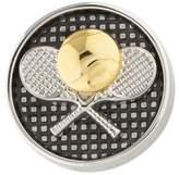 Tateossian Tennis Lapel Pin
