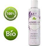 Honeydew Edible Massage Oil for Couples & Lovers - Sensual Massage Oil for Erotic Massages – Moisturizing Body Oil for Men & Women – Hypoallergenic Massage Oil - 100% Natural Lavender & Almond Oil
