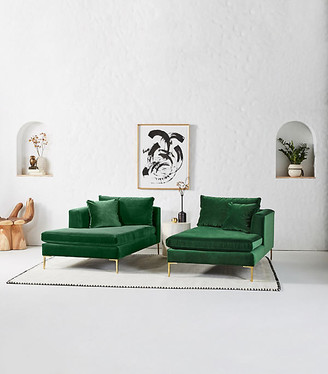 Anthropologie Edlyn Chaise By in Assorted Size ALL