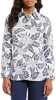Tommy Bahama Olympias Blooms Button Front Shirt