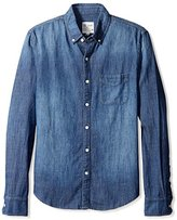 Joe's Jeans Men's Slim Fit Chambray Shirt
