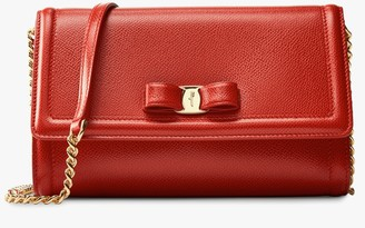 Salvatore Ferragamo Mini Vara Bag