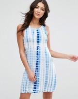 Brave Soul Tie Dye Tank Dress