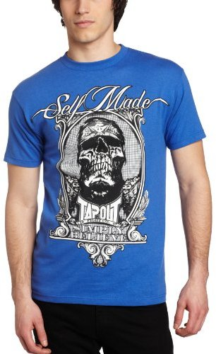 Tapout Men's Self Made Short Sleeve Tee
