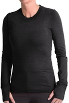 Gramicci Teddy Wonder Base Layer Top - Long Sleeve (For Women)