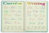 PAINLESS LEARNING PLACEMATS-Cursive Writing-Placemat