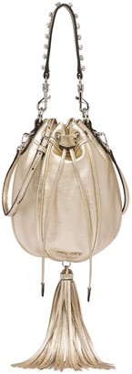 Miu Miu crystal strap bandoleer bag