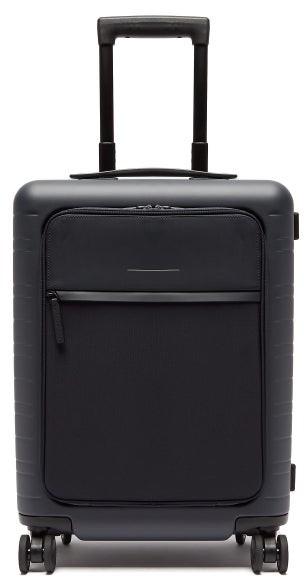Horizn Studios M5 Smart Hardshell Cabin Suitcase - Dark Blue