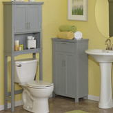 "RiverRidge Home Products Somerset 28.38"" W x 64"" H Over the Toilet Storage"