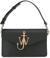 J.W.Anderson logo detail purse bag - women - Calf Leather/metal - One Size