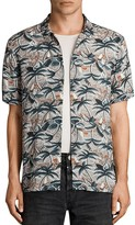 AllSaints Vanuatu Slim Fit Button-Down Shirt