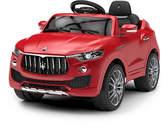 Red Maserati Ride-On
