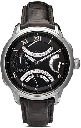 Maurice Lacroix Retrograde watch
