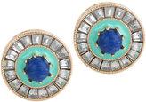 Lele Sadoughi Sundial Earrings