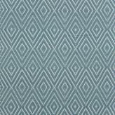Dash & Albert Diamond Rug - Slate Blue - 91x152cm