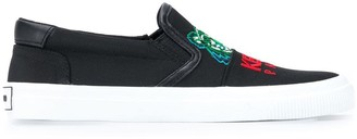 Kenzo K-Skate Tiger slip-on sneakers