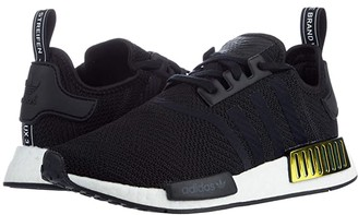 adidas NMD_R1 (Core Black/Core Black/Orchid Tint) Women's Shoes