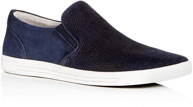 Kenneth Cole Men's Suede Sneaker Loafers