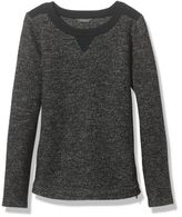 L.L. Bean Signature Felted Wool Top