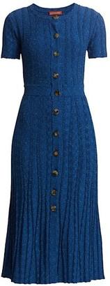 Altuzarra Abelia Knit Midi Dress