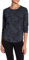 Joe Fresh Print Slub Shirt