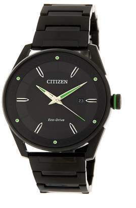Citizen Men's Eco-Drive Check This Out Watch, 42mm