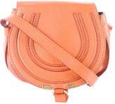 Chloé Small Marcie Saddle Crossbody Bag