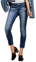 Dl Florence Cropped Instasculpt Faded Skinny Jeans