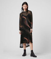 AllSaints Ada Streamline Dress