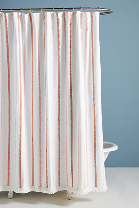 Anthropologie Illiana Shower Curtain By in Assorted Size 72 X 72