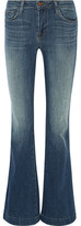 J Brand Another Love Story Mid-Rise Flared Jeans