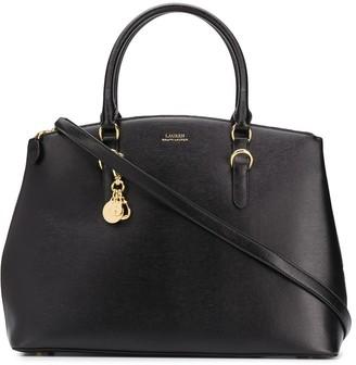 Lauren Ralph Lauren Embossed Logo Tote Bag
