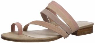 Kenneth Cole New York Women's Valen Scroll Toe Ring Flat Sandal