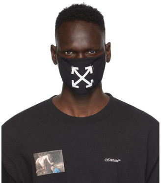 Off-White Black Arrows Mask