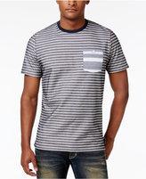 American Rag Men's Stripe Knit T-Shirt, Only At Macy's