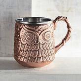 Pier 1 Imports Owl Moscow Mule Mug