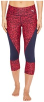 Puma Culture Surf 3/4 Tights Women's Casual Pants