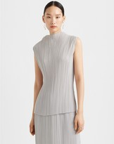 Club Monaco Micropleat Top