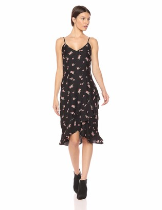 BB Dakota Women's All Eyes On You Floral Dress
