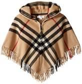 Burberry Kids - Victoria Coat Girl's Coat