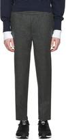 Aimé Leon Dore SSENSE Exclusive Grey Wool Trousers