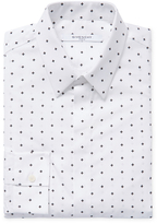 Givenchy Cross Printed Dress Shirt