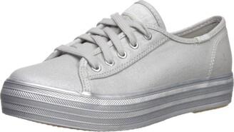 Keds Girls' Triple Kick Sneaker
