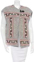 Isabel Marant 2015 Diva Virgin Wool Vest