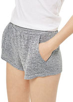 Topshop Cut-and-Sew Runner Shorts