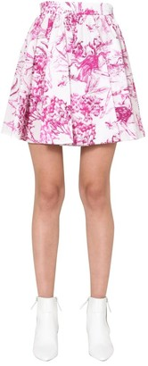 MSGM High-Waist Mini Skirt