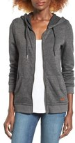 Roxy Signature Cotton Blend Hoodie
