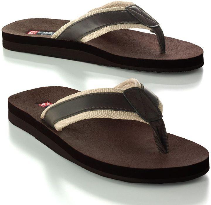 Chaps flip-flops - men
