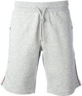 Moncler signature trim shorts - men - Cotton - XL
